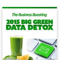 the big green data detox