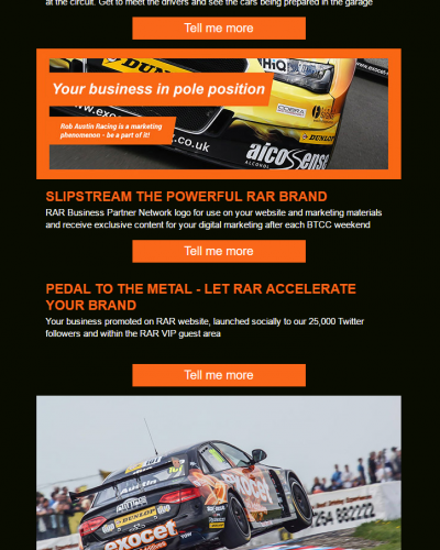 Email Design Service - example 3