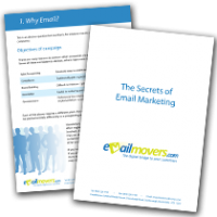 secrets of email marketing