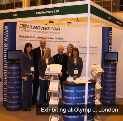 emailmovers exhibiting