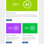 Responsive Email Template 2