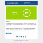 Responsive Email Template 4