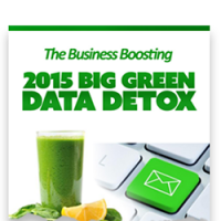 the big green data detox