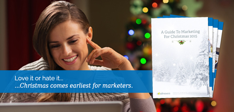 Christmas Comes Early For Marketers