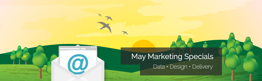 May 2016 Email Marketing Specials