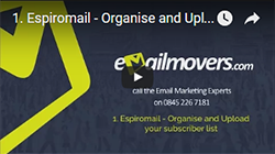 Watch Email Platform in action