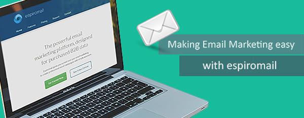 Making email marketing easy with Espiromail