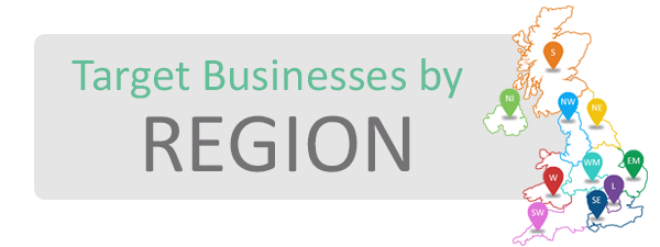 target businesses by region