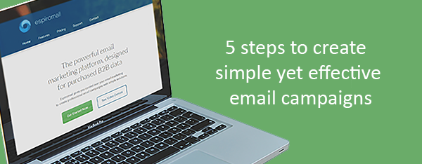 5 steps to improve email marketing