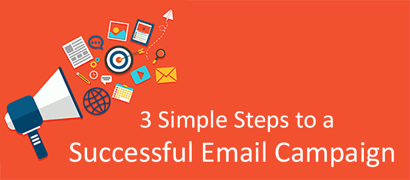 3 simple steps to successful email marketing