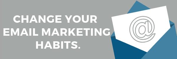 email marketing habits