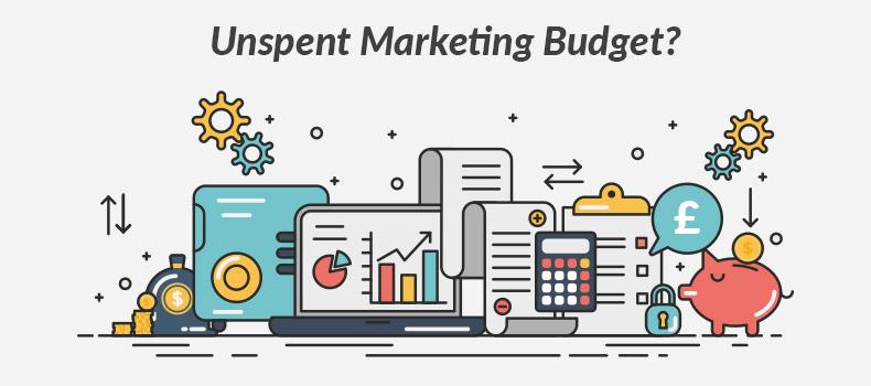 Unspent Marketing Budget