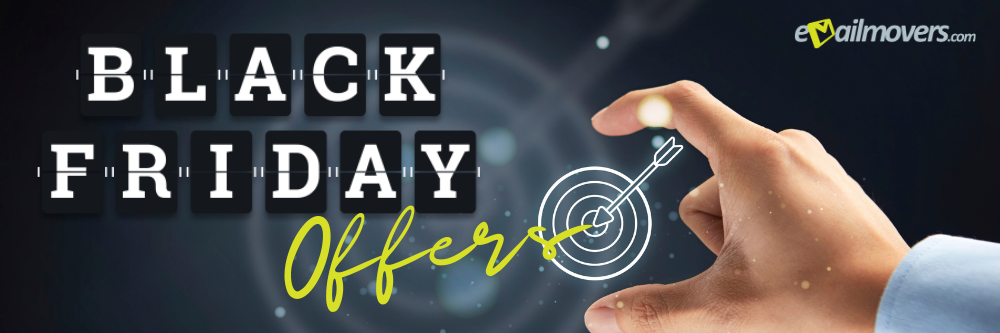 Black Friday Email Data Offers