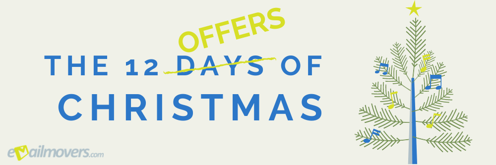 12 Email Marketing Offers of Christmas