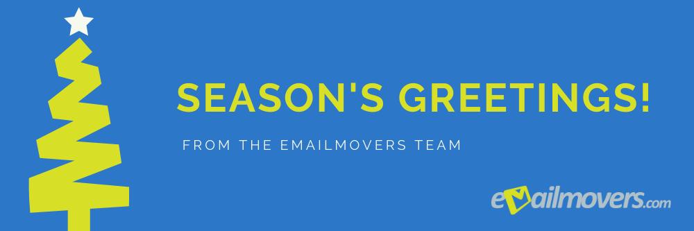Email Campaign - Christmas Shutdown