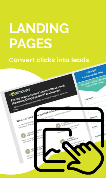 Landing Pages and Forms